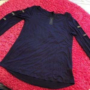 Long Sleeve Open Arm Shirt